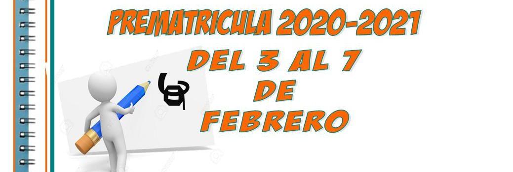 INSCRIPCIÓN 2020-2021