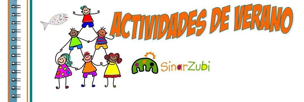 Actividades de SiñarZubi en verano